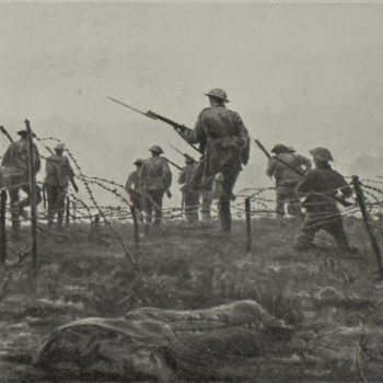 Yorkshire regiments on the Somme