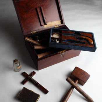 The 'vampire killing kit'
