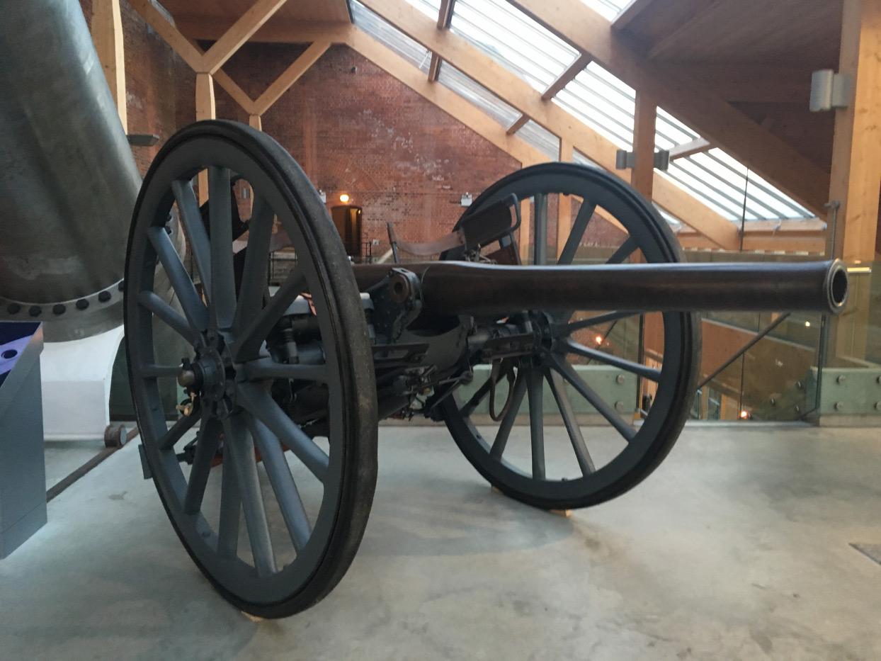 15-pounder field gun