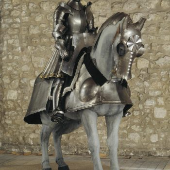 St George in the Royal Armouries