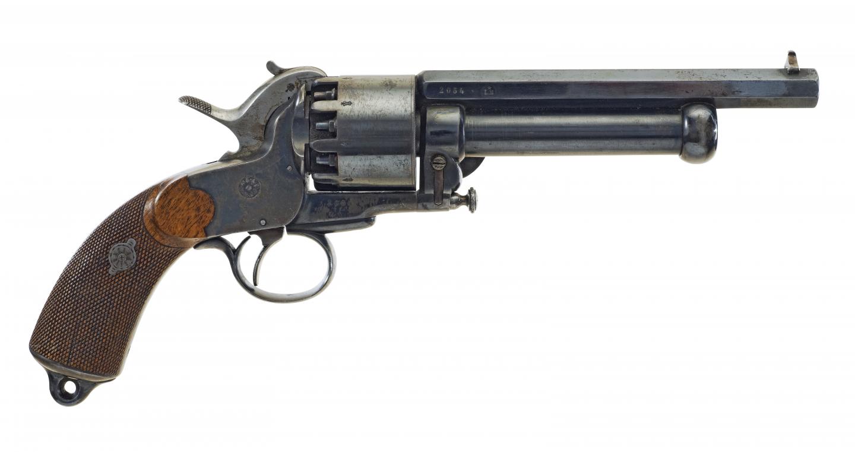 3f5620bc Wild West' guns | Royal Armouries