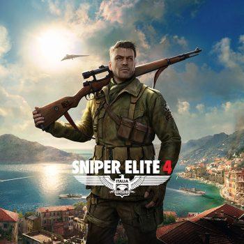 Sniper Elite 4 © Rebellion Developments Ltd 2017