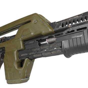 M-41A 'Aliens' pulse rifle