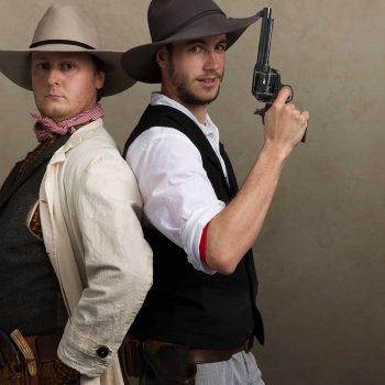 The American West: Western Gunfight