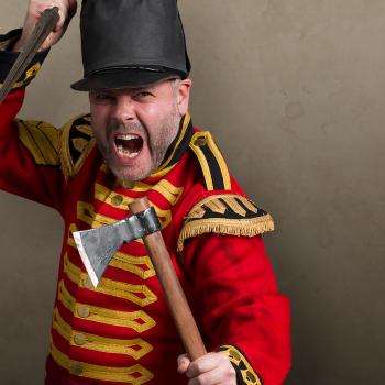 Napoleonic: The defence of Hougoumont 1815
