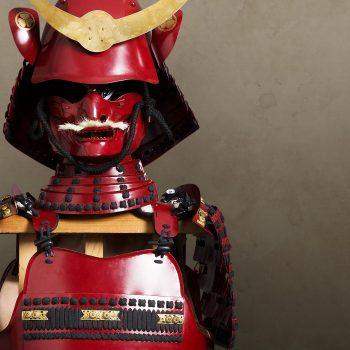 Far East: Japanese warriors