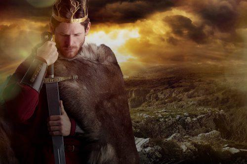 King Arthur character