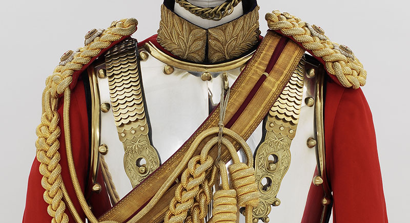 Household cavalry uniform