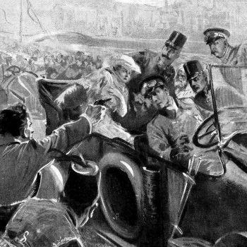 Franz Ferdinand and the era of assassination