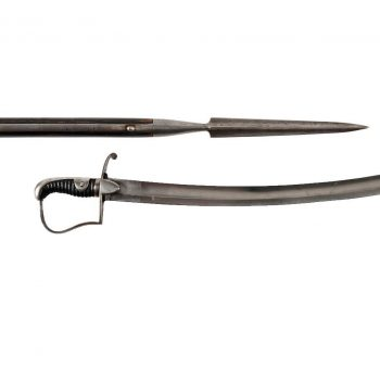 The edged weapons of Waterloo