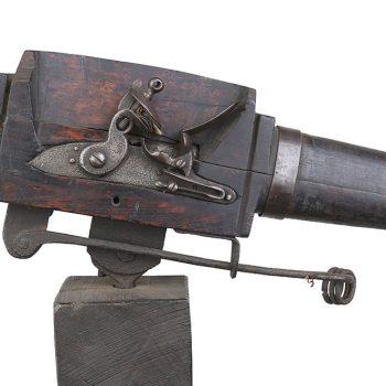 Cemetery guns
