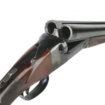'Biggles' and the American shotgun