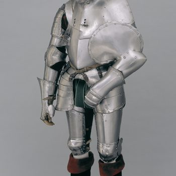 plate jousting armour