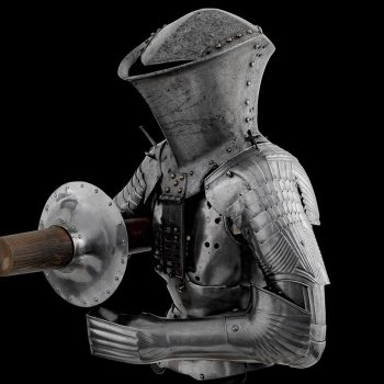 Jousting armours