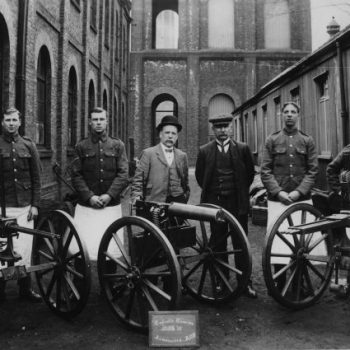 First World War archives project