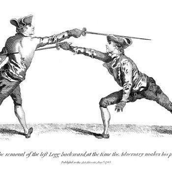 Combat: The Georgian sword master