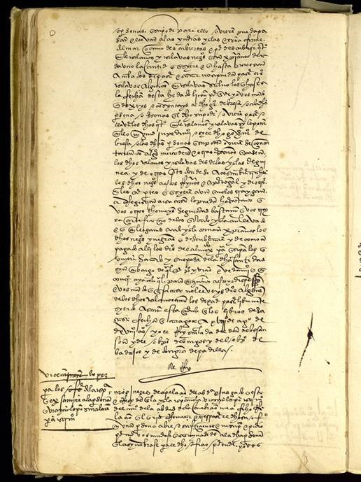 Renaissance document