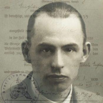 Arthur William King's secret mission to Czechoslovakia