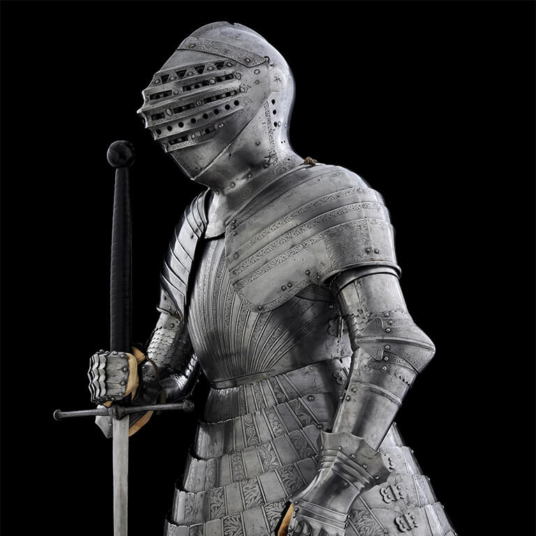 Henry VIII's Tonlet Armour