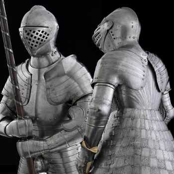 Henry VIII's two armours