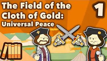 The Field of the Cloth of Gold – Universal Peace