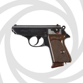 James Bond's guns