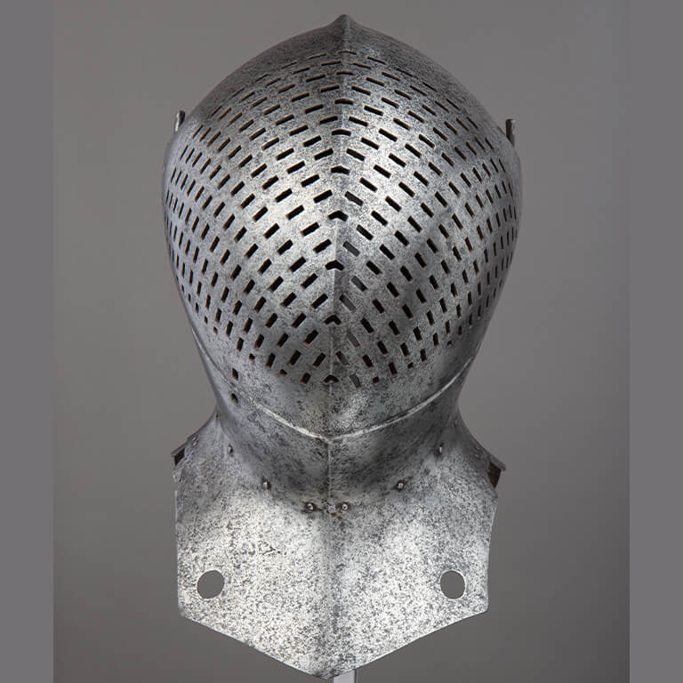 The Capel Helm forward view