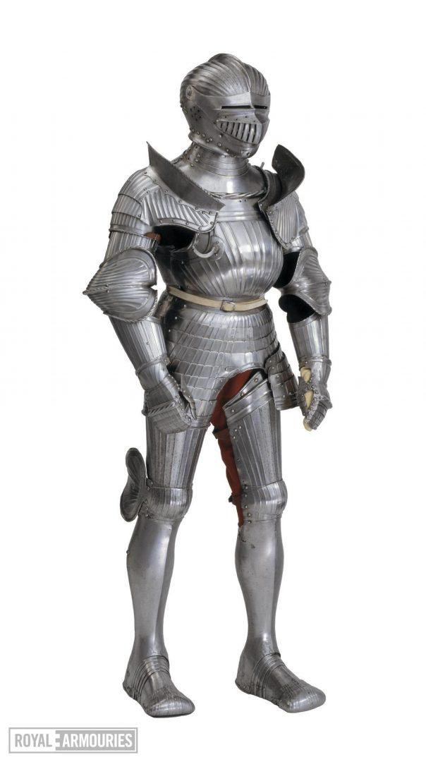 Full length armour