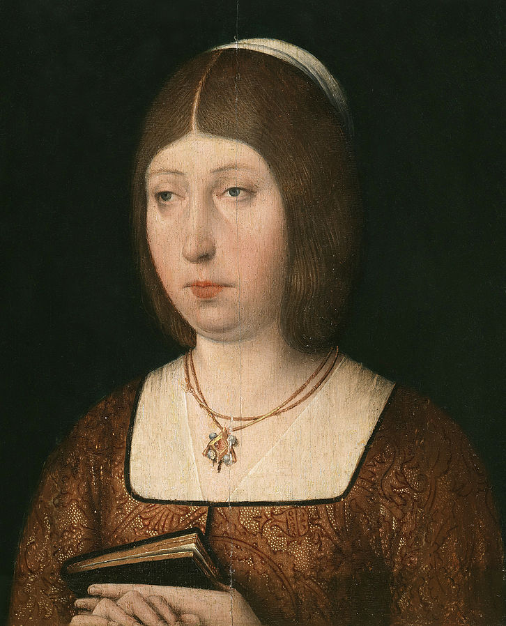 Portrait of Isabella of Castile