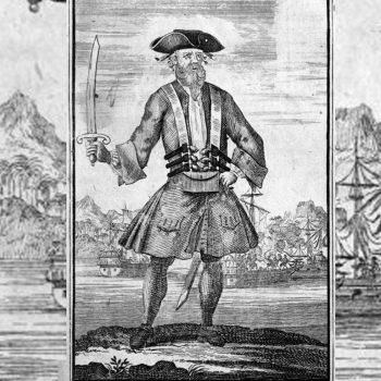Blackbeard: the man and the legend