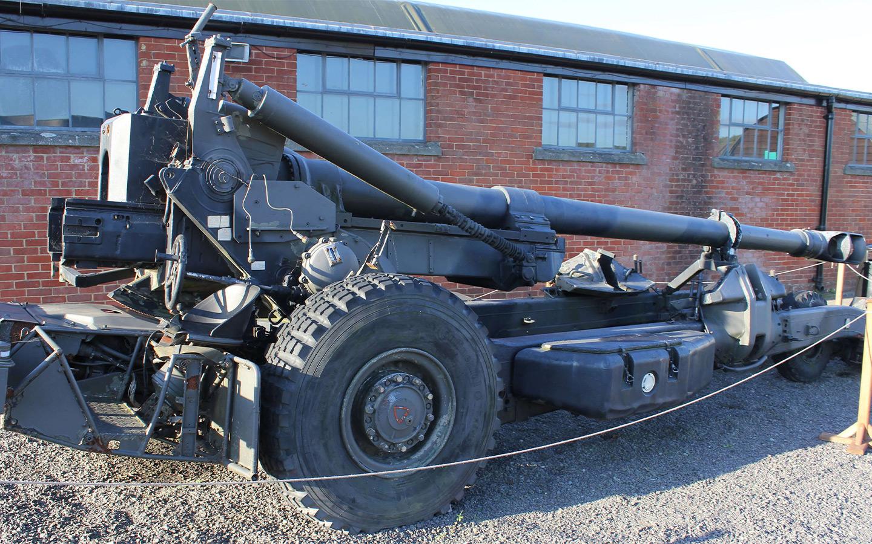 Mounted Howitzer