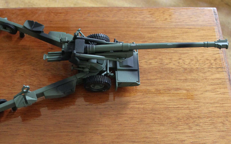 Model Howitzer