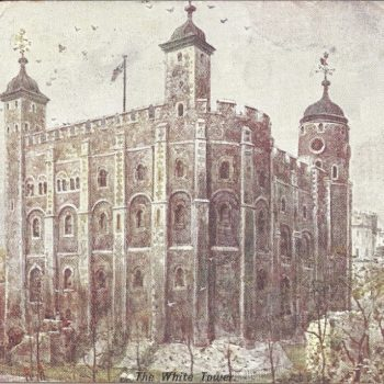 The Tower postcard as medical bulletin