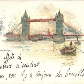Postcards from the Tower of London